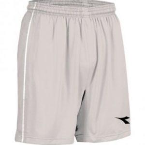 image of diadora ermano shorts white