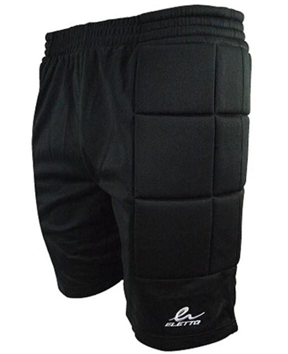image of eletto simple 2 goalkeeper shorts