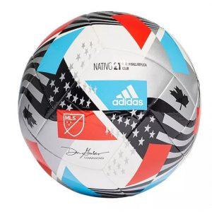 image of mls club soccer ball