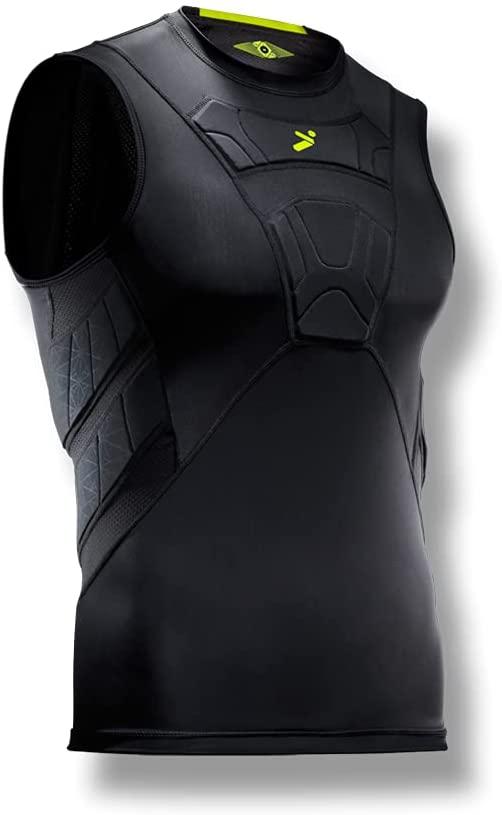 image of storelli sleeveless body shield