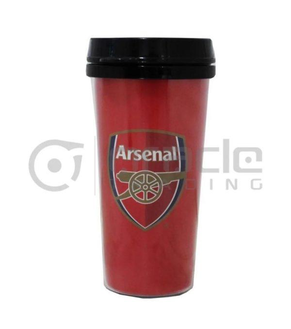 image of arsenal travel mug