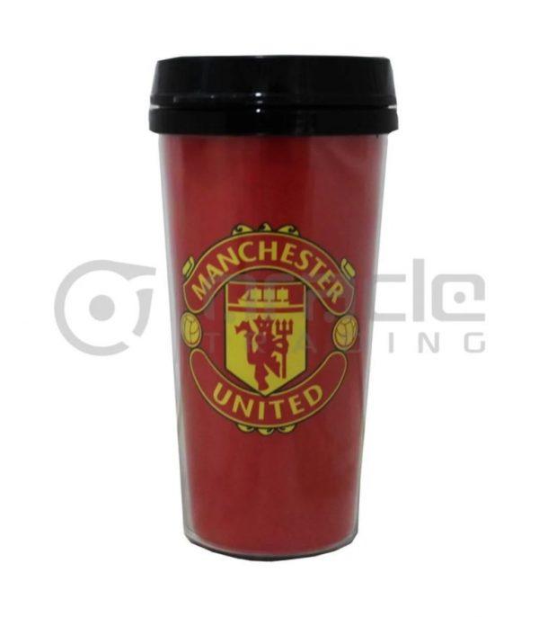 image of manchester united travel mug